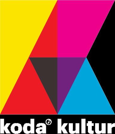 4_koda_kultur_logo_rgb, hvid skrift